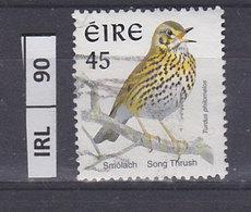 IRLANDA    1998Uccelli,45 Usato - 1949-... Repubblica D'Irlanda