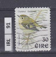 IRLANDA    1998Uccelli,30 Usato - 1949-... Repubblica D'Irlanda