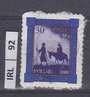 IRLANDA    2000Natale 30 Usato - 1949-... Repubblica D'Irlanda