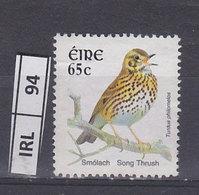 IRLANDA    2004Uccelli,65 Usato - 1949-... Repubblica D'Irlanda
