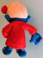 PUFFO PIGRONE -  SMURF PITUFO SCHTROUMPF  -  SCHLEICH W. GERMANY PEYO 1982 - Smurfs