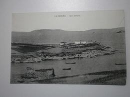 Espagne. La Coruna, San Amaco (8109) - La Coruña