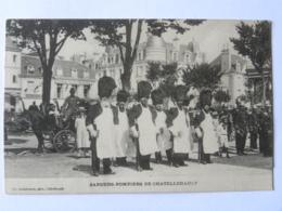 CPA  (86) Vienne - Sapeurs Pompiers De CHATELLERAULT - Chatellerault