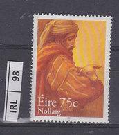 IRLANDA    2006Natale 75 Nuovo Senza Gomma - 1949-... Repubblica D'Irlanda