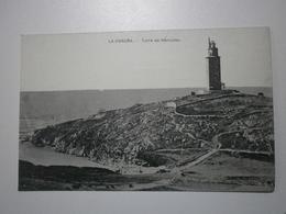 Espagne. La Coruna, Torre De Hèrculès (8111) - La Coruña