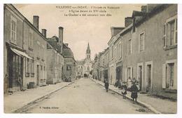 Villedieu-sur-Indre - L'arrivée De Buzançais - France