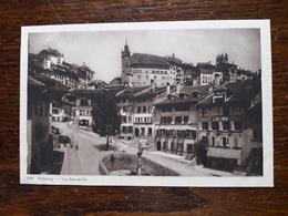 L17/196 Suisse. Fribourg. La Neuveville - FR Fribourg