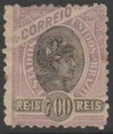 BRAZIL - 1894 700r Liberty Head. Scott 121. Mint * - Ongebruikt