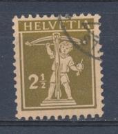 Zwitserland/Switzerland/Suisse/Schweiz 1925 Mi: 198 Yt: 196 (Gebr/used/obl/usato/o)(4263) - Oblitérés