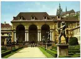 Praha - Sala Terrena Au Jardin Du Palais Wallenstein - Tschechische Republik