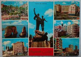 BEIRUT, LIBAN - MULTIVIEW - Beyrouth  Vg - Libano
