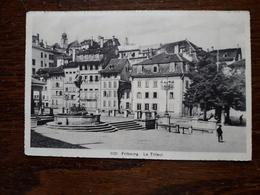 L17/198 Suisse. Fribourg. Le Tilleul - FR Fribourg