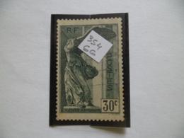 France 1937 -  Victoire De Samothrace  - Yvert : N°354 NSG - Frankreich