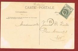 Bestellersstempel 11 Op Fantasiekaart 1 C Plaatselijk Te Bestellen - Postmark Collection