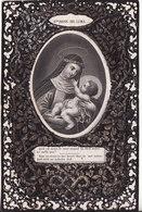 GEBOREN TE ELVERSELE 1822+1856 NICOLAUS VAN GOETHEM. - Religion &  Esoterik