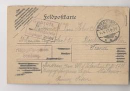 CPA PRISONNIERS DE GUERRE - 1917 - CAMP De STRALKOWO En Pologne - Kriegsgefangener - Guerre 1914-18
