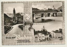 AK  Bendern Fürstentum Liechtenstein - Liechtenstein