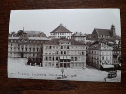 L17/200 Suisse. Fribourg. Le Convict , Albertinum Et Le Lycée - FR Fribourg