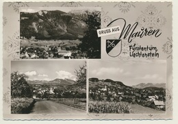 AK  Mauren Fürstentum Liechtenstein - Liechtenstein