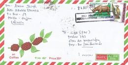 Ethiopia 2007 Merto Lemariam Woodpecker Rhino Cover - Ethiopië