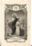 GEBOREN TE ELVERSELE 1776 PETRUS-FRANCISCUS PEERSMAN. - Religion &  Esoterik