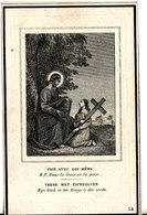 GEBOREN TE ELVERSELE-1808+1860-JOANNA-COLETA VAN RAEMDONCK. - Religion &  Esoterik