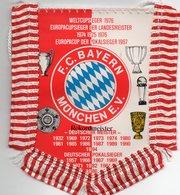 Fanion Du BAYERN MUNICH (Allemagne) - Habillement, Souvenirs & Autres