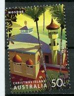 Christmas Island 2006 50c Mosque Issue #457 - Christmas Island