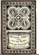 GEBOREN TE ELVERSELE 1848+1898 CORNELIUS BRUGGEMAN. - Religion &  Esoterik