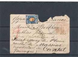 RUSSIE LETTRE - Briefe U. Dokumente