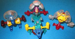 K02 N34-35-36-37  ROBOT COMPLETA    KINDER - Lotti