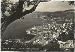 W1586 Monte Argentario (Grosseto) - Porto Santo Stefano - Panorama / Viaggiata 1956 - Italie