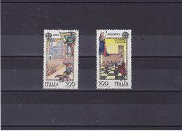 ITALIE 1981 EUROPA  Yvert 1480-1481 NEUF** MNH - 1946-.. République