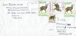 Ethiopia 2008 Soyama Bushbuck Cover - Ethiopië