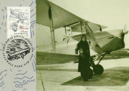Australia - 1994 - Aviation Pioneer - Freda Thompson - MC - Avions