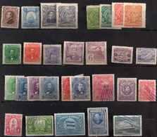 HONDURAS 1818/1939  OBL SG VOIR SCANS DESCRIPTION - Honduras