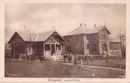 Seltene ALTE  AK   DOBOGOKÖ / Ungarn  - Menedekhaz -  1926 Beschriftet - Ungheria