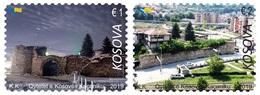 Kosovo Stamps 2019. Cities Of Kosovo - Kaçanik. Castle. Set MNH - Kosovo