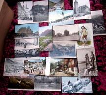 Lot De 20 CPA De SUISSE - SWITZERLAND - SCHWEIZ écrites Ou Pas, Circulées Ou Non - Voir Les Photos - Altri