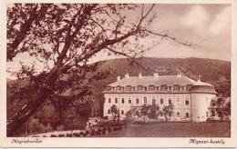 Seltene ALTE  AK   NOGRAD / Ungarn  - Migazzi Kastely -  1936 Gelaufen - Ungheria