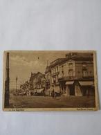 La Louviere // Rue Sylvain Guyaux ( Philips Reklame Bord) 1932 - La Louvière