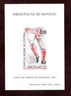 MONACO Bloc Spécial N°25a N** LUXE Cote 230 Euros !!!RARE Et En PROMO ! - Bloques