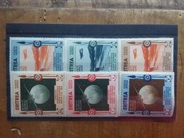 COLONIE ITALIANE - ERITREA - Posta Aerea Nn. 1/6 Nuovi * + Spese Postali - Eritrea
