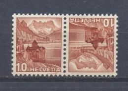 Zwitserland/Switzerland/Suisse/Schweiz 1935 Mi: K29 (mi: 272) (PF/MNH/Neuf Sans Ch/nuovo Senza C./**)(4266) - Ongebruikt