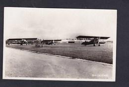 Aviation Aerodrome Camp D' Aviation ( Malzeville ? ) Sur La Piste Avions Avion D. Delboy - Aviation