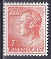 Luxemburg Luxembourg 1983 Geschichte History Persönlichkeiten Herrscher Herzöge Duke Großherzog Jean, Mi. 1080 ** - Luxemburg
