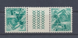 Zwitserland/Switzerland/Suisse/Schweiz 1935 Mi: WZ31C (mi: 271) (PF/MNH/Neuf Sans Ch/nuovo Senza C./**)(4268) - Ongebruikt