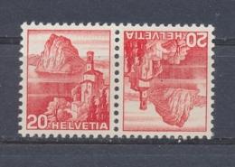 Zwitserland/Switzerland/Suisse/Schweiz 1935 Mi: K31 (mi: 274) (PF/MNH/Neuf Sans Ch/nuovo Senza C./**)(4267) - Zwitserland