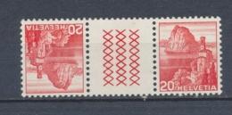 Zwitserland/Switzerland/Suisse/Schweiz 1935 Mi: WZ34C (mi: 274) (PF/MNH/Neuf Sans Ch/nuovo Senza C./**)(4270) - Ongebruikt