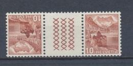 Zwitserland/Switzerland/Suisse/Schweiz 1935 Mi: WZ32C (mi: 272) (PF/MNH/Neuf Sans Ch/nuovo Senza C./**)(4269) - Ongebruikt